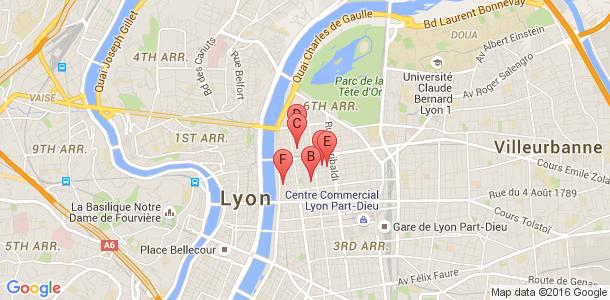 Salles De Sport A Lyon 6 Tous Les Avis Infos Seances