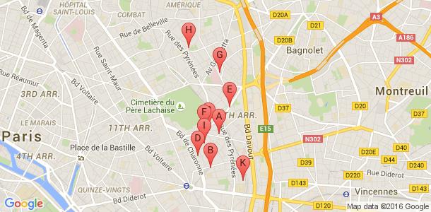 Salles De Sport A Paris 20 Tous Les Avis Infos
