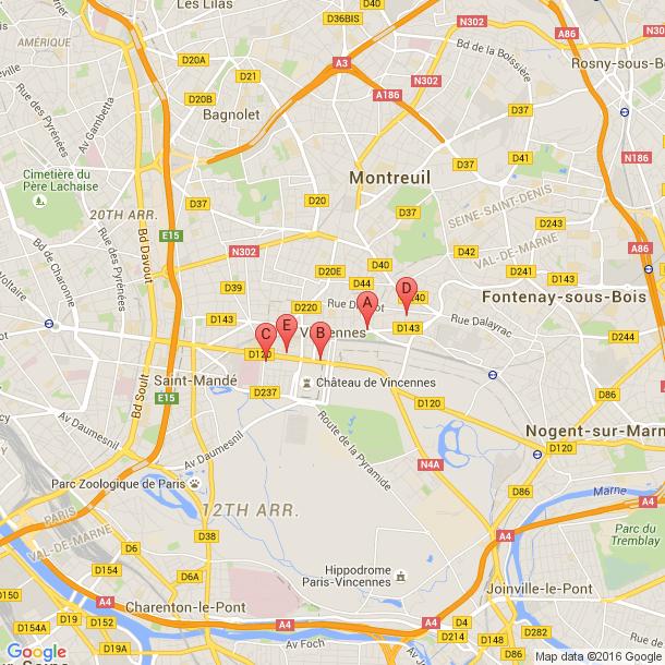Salles De Sport A Vincennes Tous Les Avis Infos