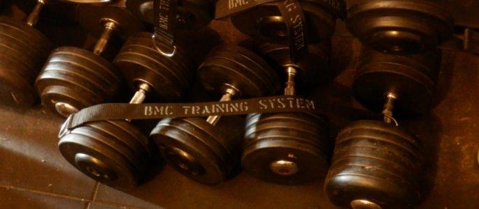 Muscler son corps avec des poids