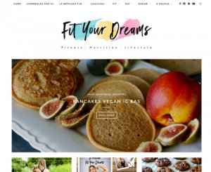 Blog Fitness - Nutrition - Lifestyle http://www.FitYourDreams.com