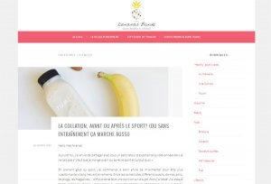 blog lifestyle L'Ananas Blonde - http://lananasblonde.com